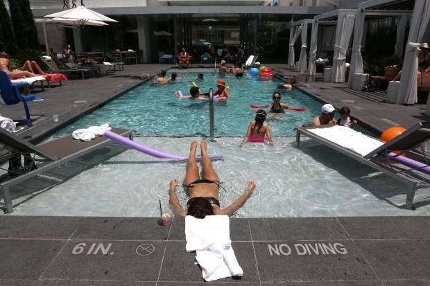 Hotel Lumen Pool