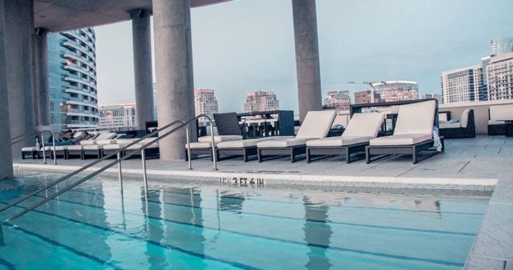 Wet Deck-W Hotel