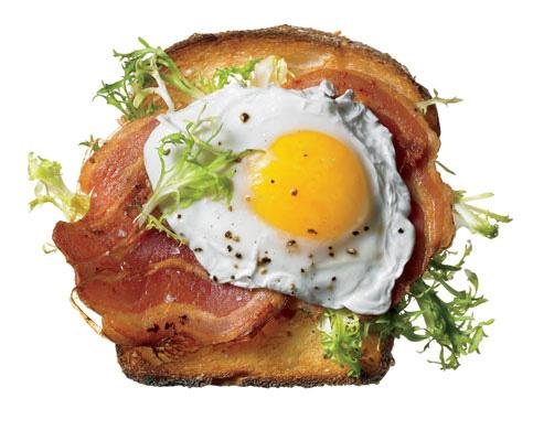 Lyonnaise-Sandwich
