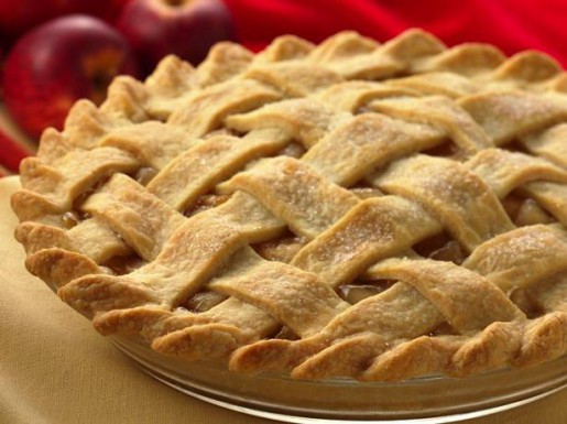 "They don't say, ""As American as apple pie,"" for no reason!"